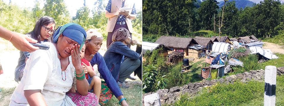 Five years on Surkhet flood victims still deprived of relief
