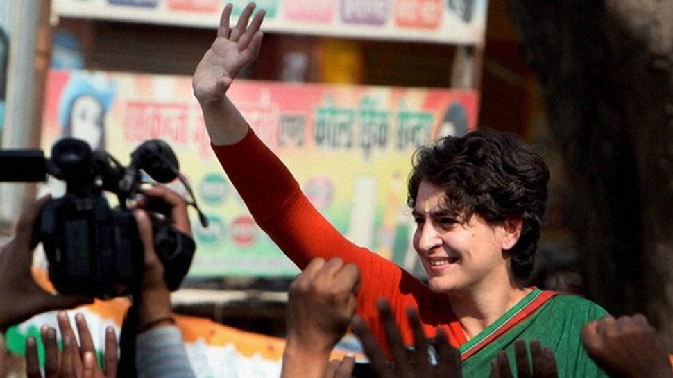 Priyanka Gandhi pitched against PM, Yogi Adityanath in their own backyard