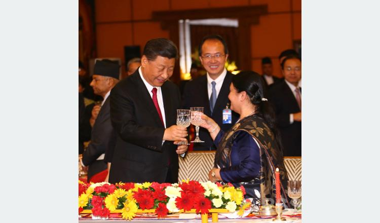 Nepal, China agree to upgrade ties to strategic partnership of cooperation, says Xinhua