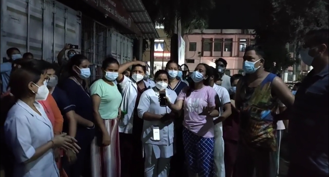 Health workers at Bheri Hospital attacked by relatives of deceased patient
