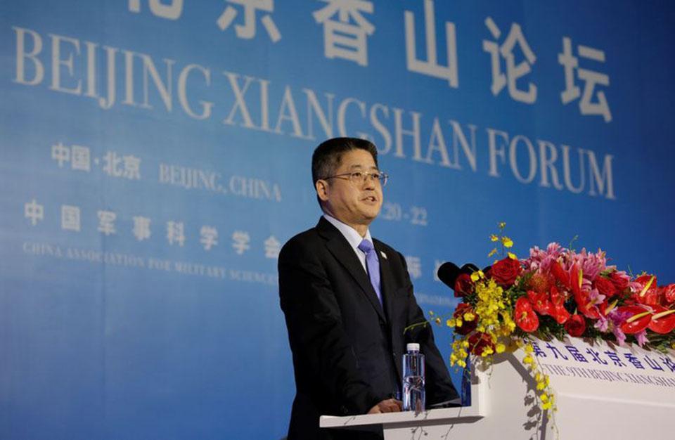 U.S. envoy meets second senior China diplomat as North Korea tensions rise