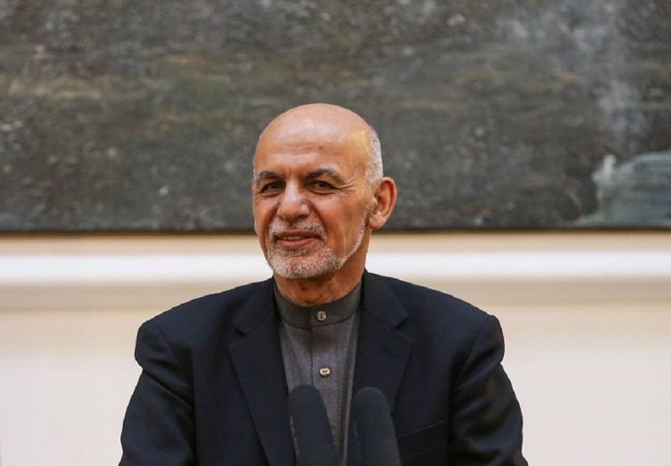 Ashraf Ghani declared winner of Afghan presidential poll