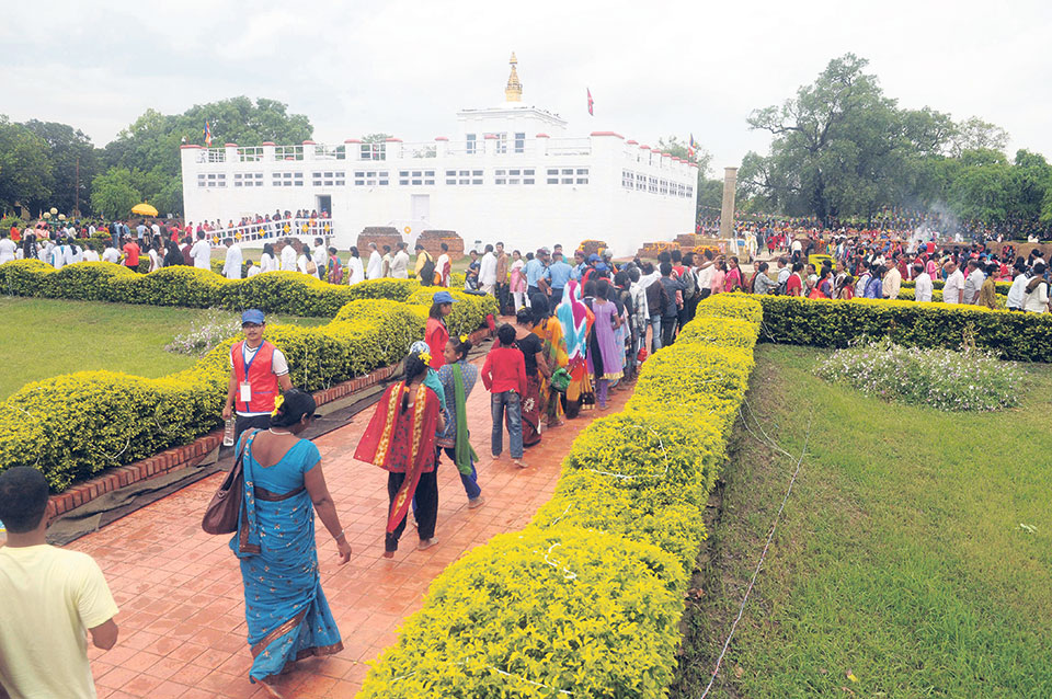 Visit Greater Lumbini Buddhist Circuit to understand Buddha