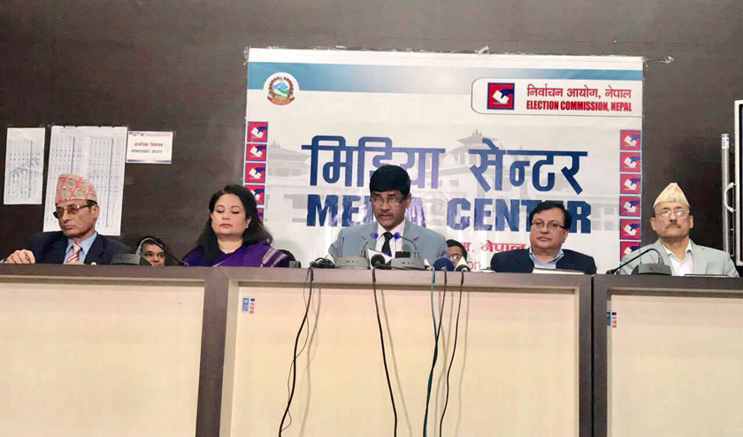 Preparation for second phase of election at final stage: EC