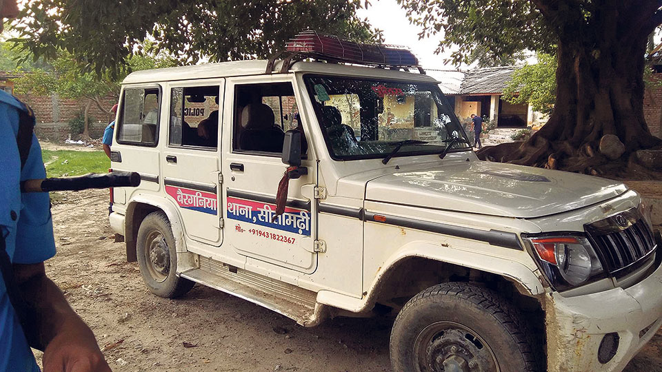 Police nab Indian security personnel in Rautahat for 'kidnapping' Nepali entrepreneur