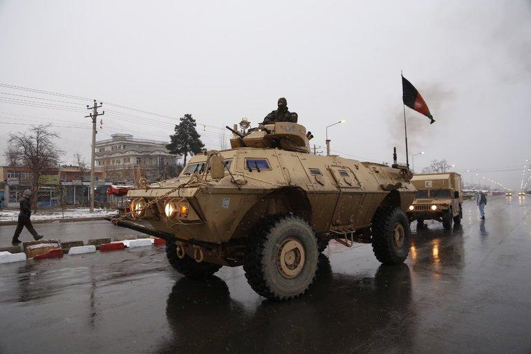 Gunmen storm military university in Kabul