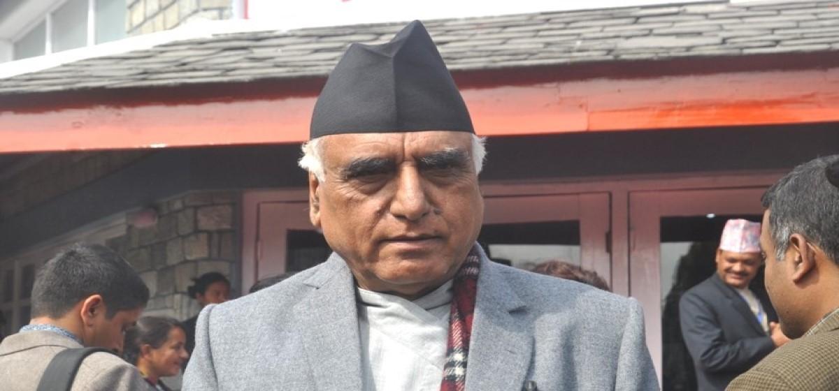 Gandaki CM Pokharel to take trust vote on Friday