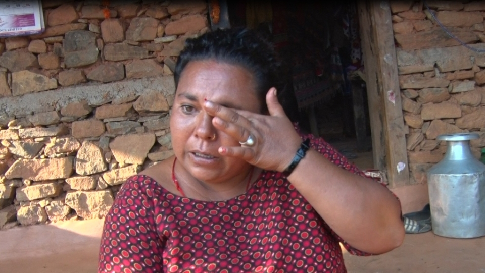 A tale of poverty-stricken Sita Pariyar's family in Dhading
