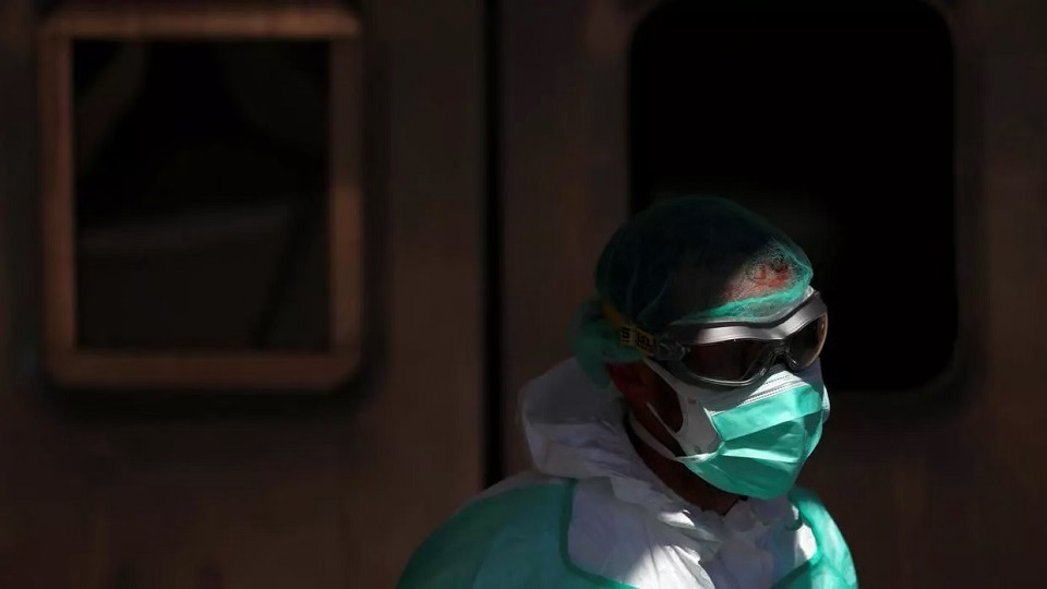 Spain's coronavirus death toll tops 10,000 after another record daily toll
