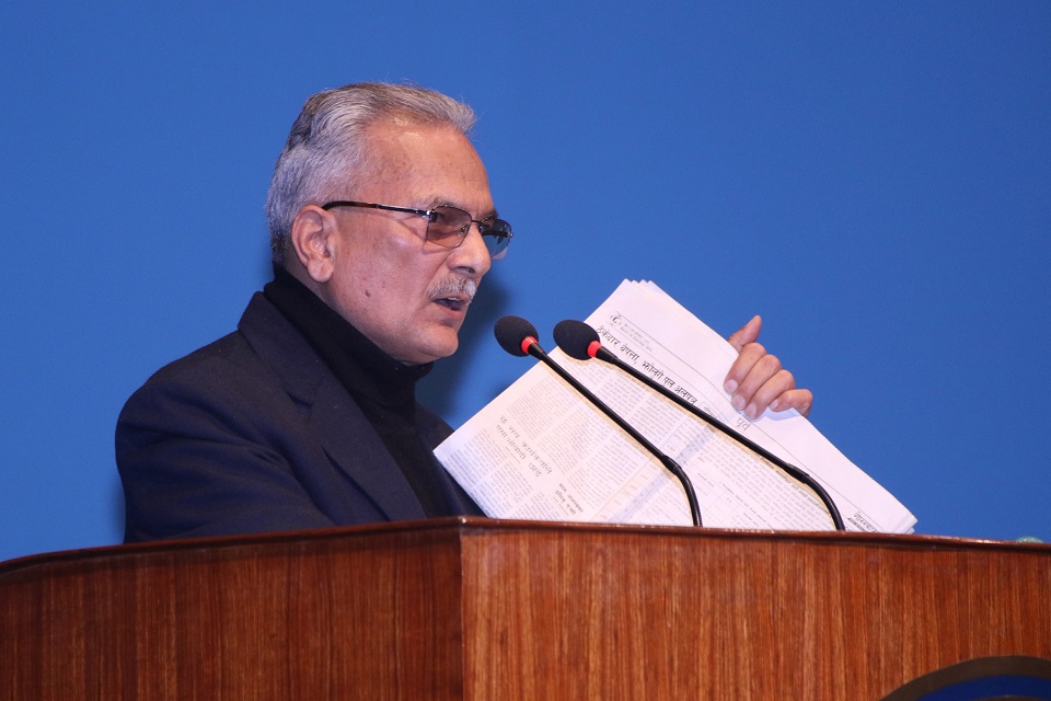 There is no ill intention involved in Matatirtha land transfer, former PM Bhattarai clarifies