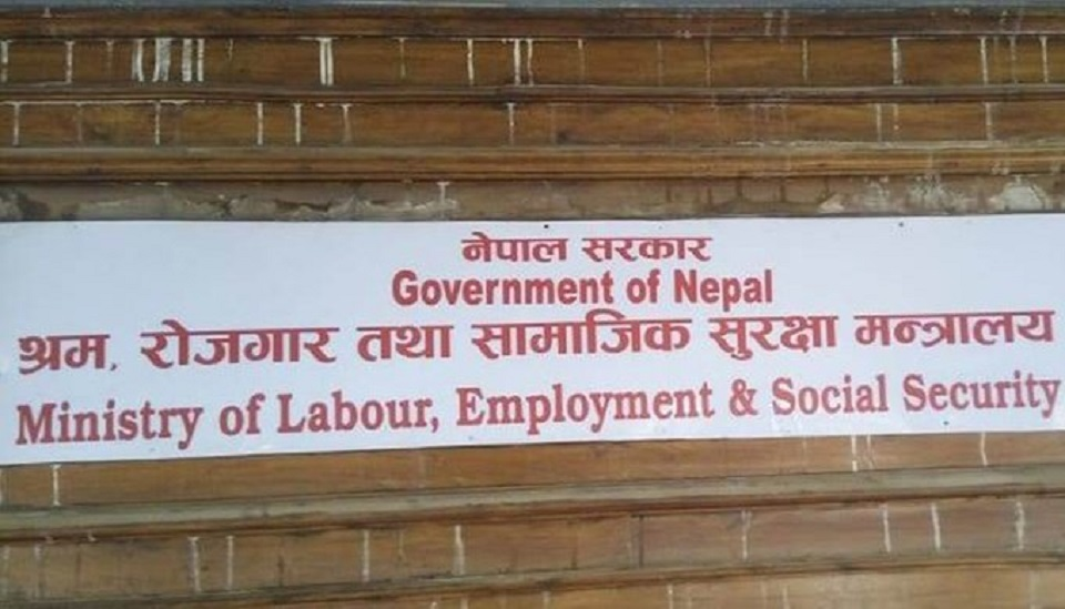 2600 receive re-permission for foreign work from Karnali State