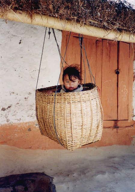 The Swinging Crib