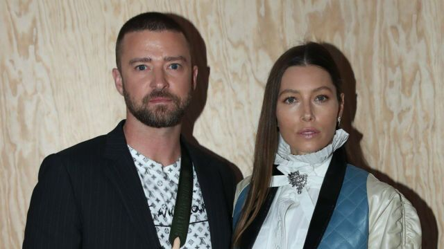 Justin Timberlake, Jessica Biel grab eyeballs with scary Halloween costumes