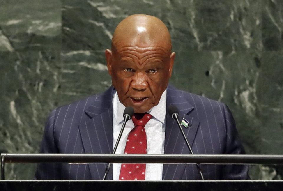 Lesotho's prime minister to be charged with murder