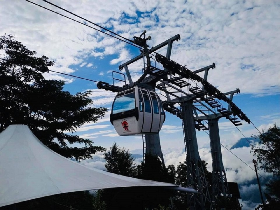 Manakamana Cable Car suspends its service owing to possible spread of COVID-19