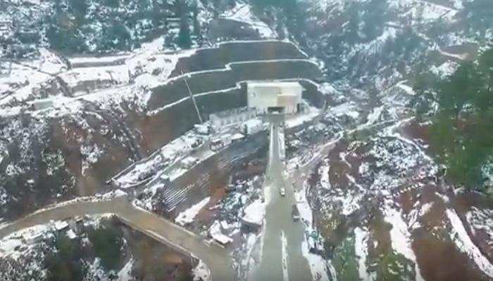 New tunnel opens in troubled Indian Kashmir to ease travel