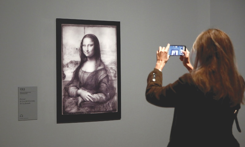 At home of Mona Lisa, a retrospective on da Vinci's life and work