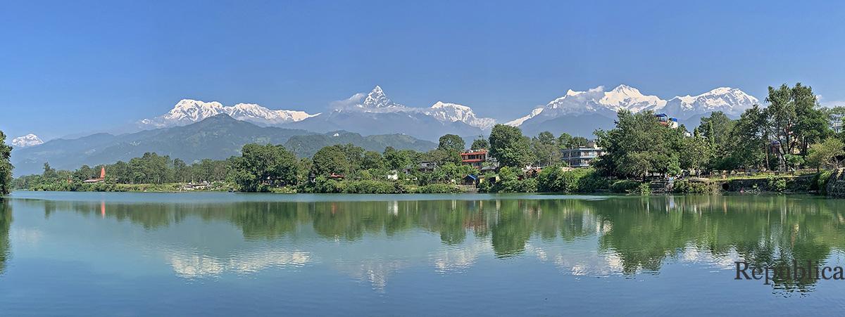 PHOTOS: Lakecity Pokhara's deserted tourist sites