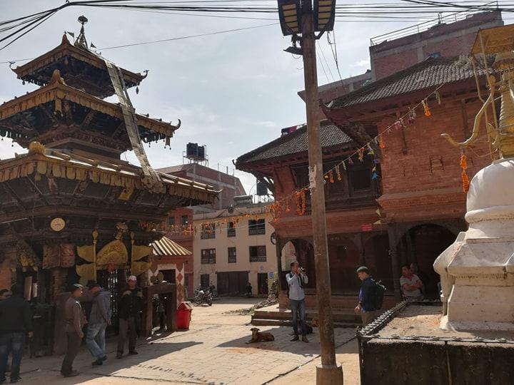 Madhyapur Thimi's beauty