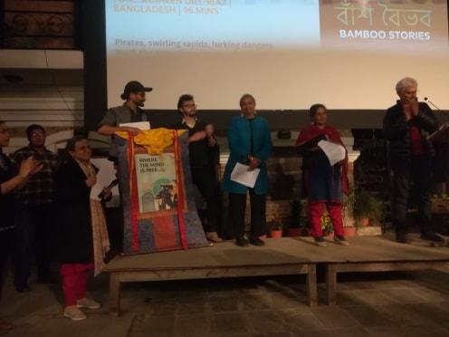 'Bamboo Stories' wins Ram Bahadur Trophy in FSA 2019