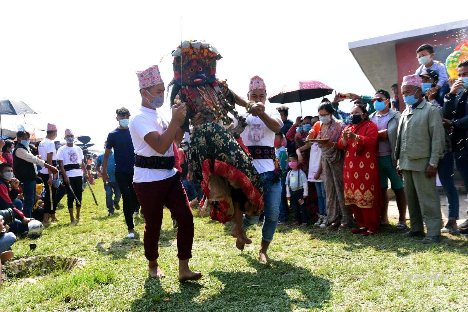 Sikali Jatra celebration in photos
