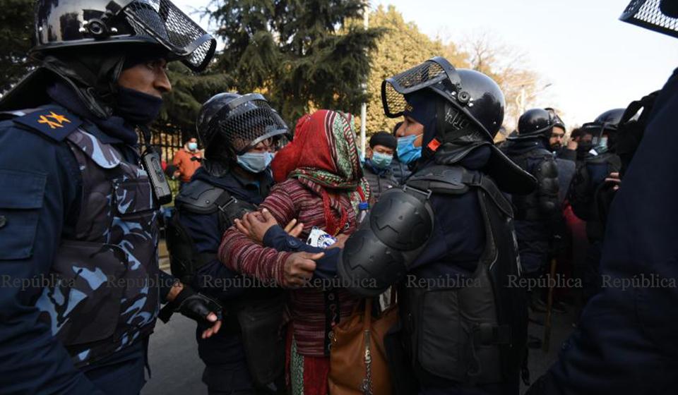Police arrest 157 strike enforcers, 11 incidents of vandalism reported