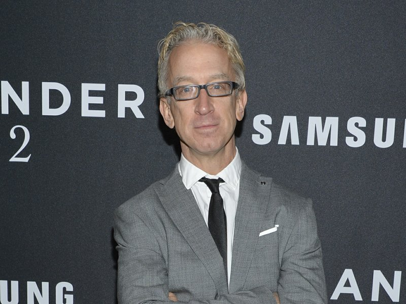 Comedian Andy Dick pleads not guilty to groping driver