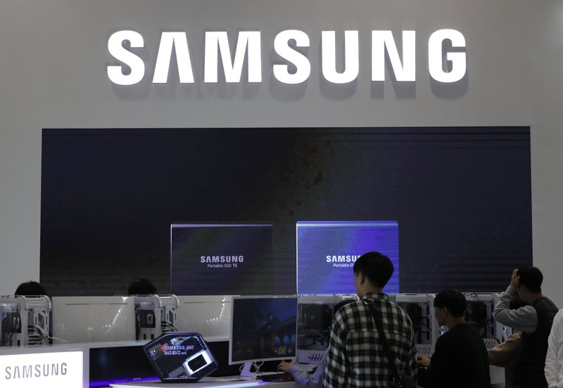 Tough times for chipmakers as Samsung warns of profit drop
