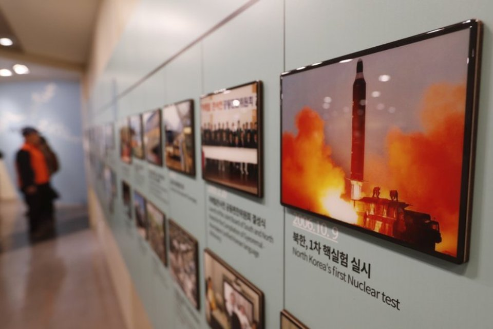 North Korea says new tests will help it counter US threats