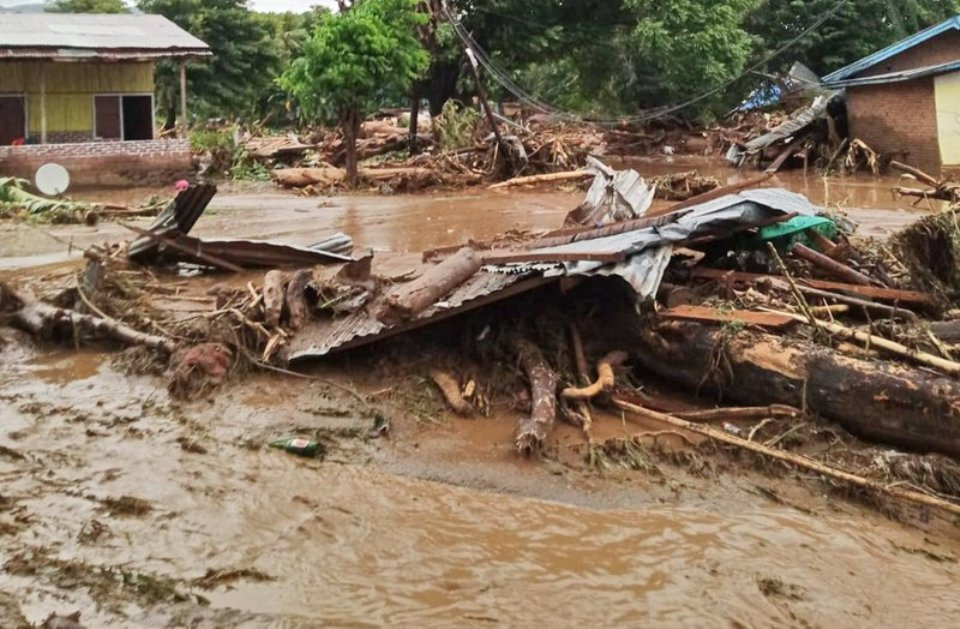 Indonesia landslides, floods kill 55 people; dozens missing