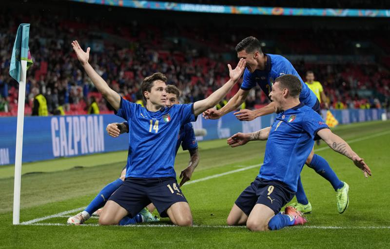 Belgium takes on Italy for spot in Euro 2020 semifinals