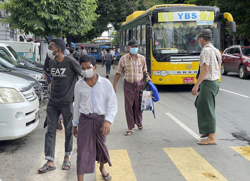 Myanmar caught off guard as cases surge, oxygen dwindles