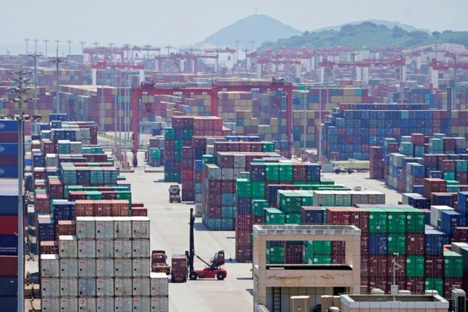 USTR files notice suspending Dec. 15 tariffs on Chinese goods