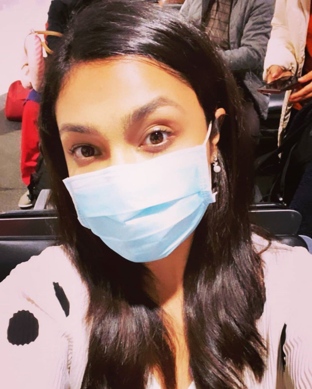 Anushka Shrestha self-quarantines after returning from abroad
