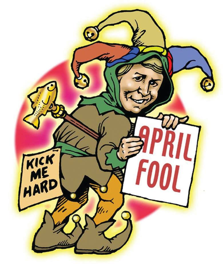 History of April fool's day tradition