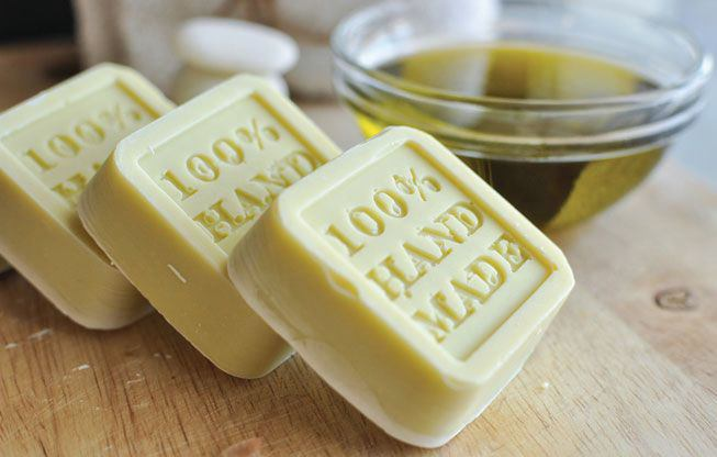 DIY hand and body soap