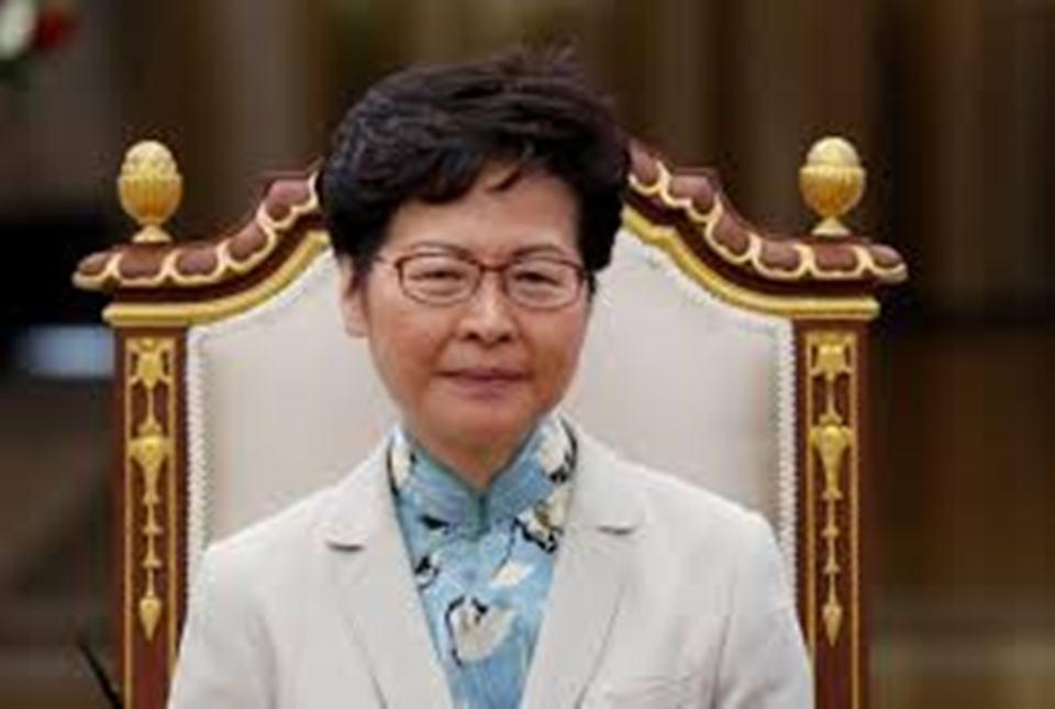 Hong Kong leader Lam visits Beijing as pressure mounts at home