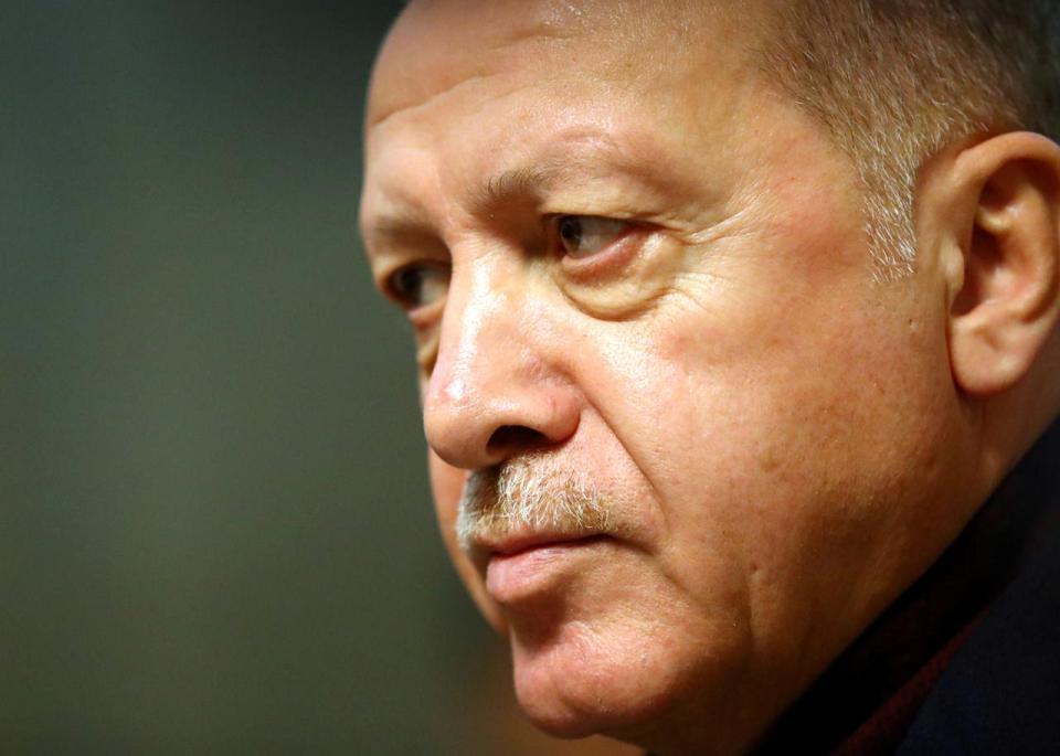 Turkey to send troops to Libya at Tripoli's request - Erdogan