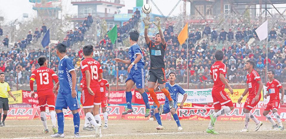 NPC to play Three Star in Aaha Rara final