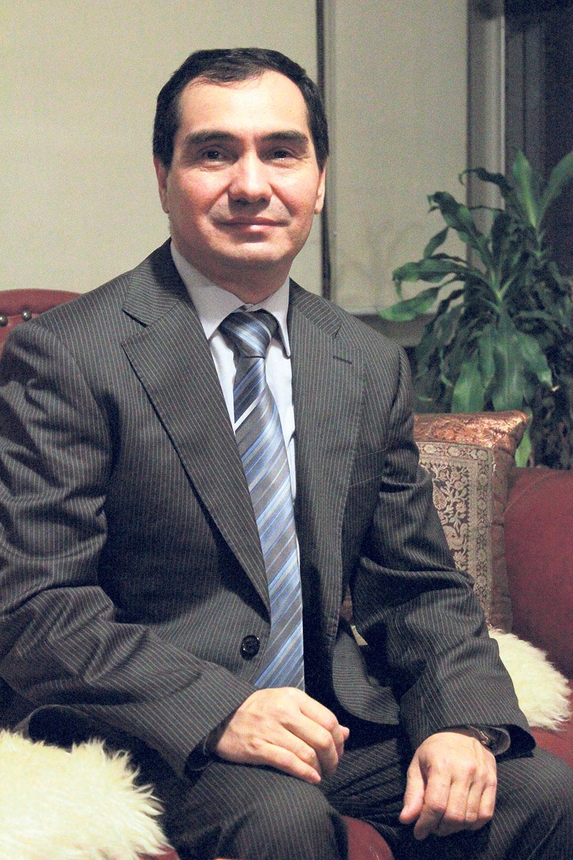 Mukhtor Khamudkhanov new ADB country director for Nepal