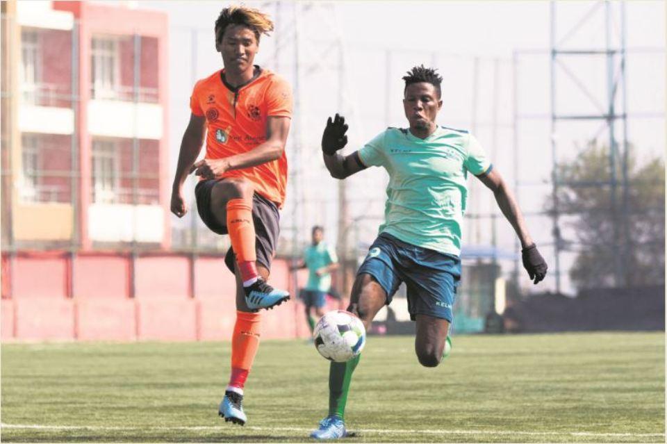Saraswati gets first win, Army goes top