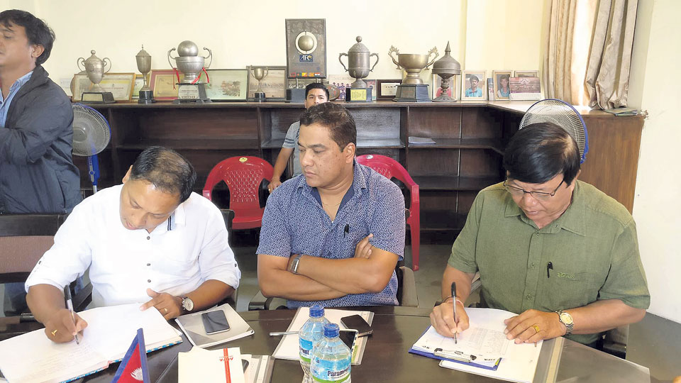 ANFA to host A Division League from Nov 30