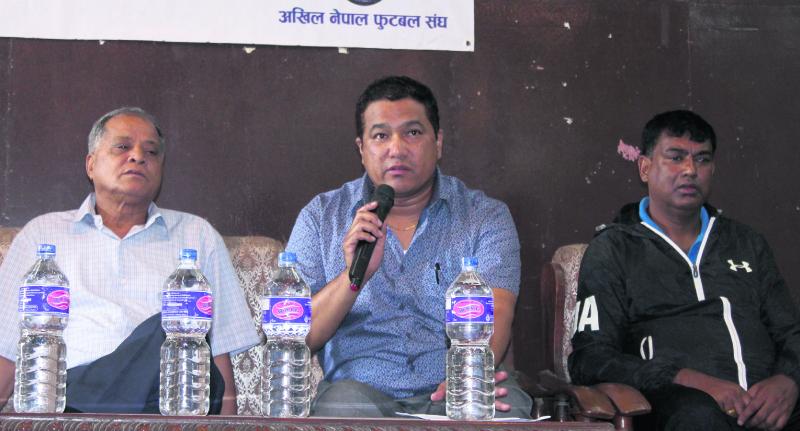 ANFA to organize U-18 football tournament and women's league