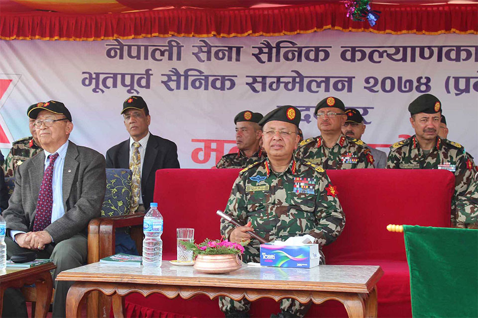 Army committed to saving country from challenges: Army Chief