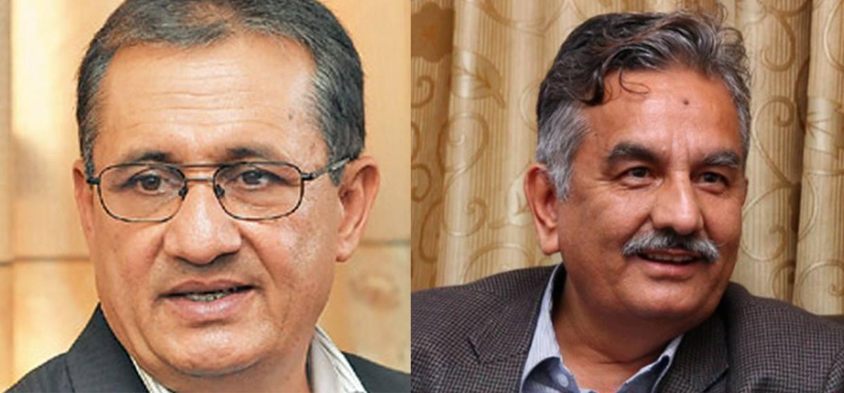 Two of Nepal's key aides - Pandey, Acharya – 'secretly' fly to New Delhi