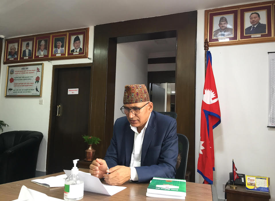 All budget programs will be implemented: Finance Minister Poudel