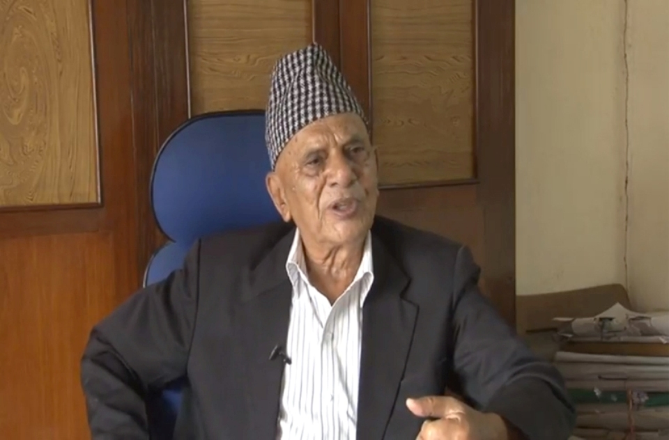 Four ex-NBA chairpersons slam PM Oli for his remarks against senior-most advocate Bhandari