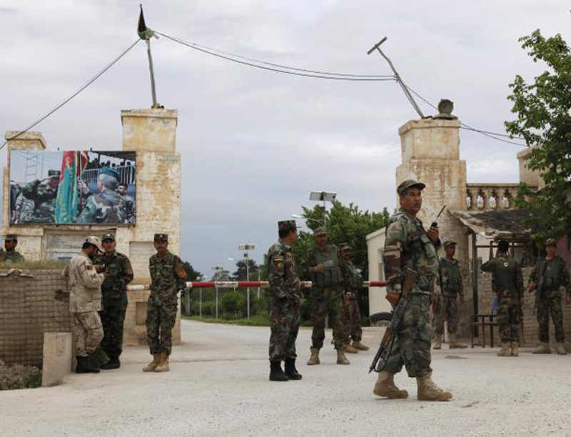 Death toll in Afghan base attack rises to 140, officials say