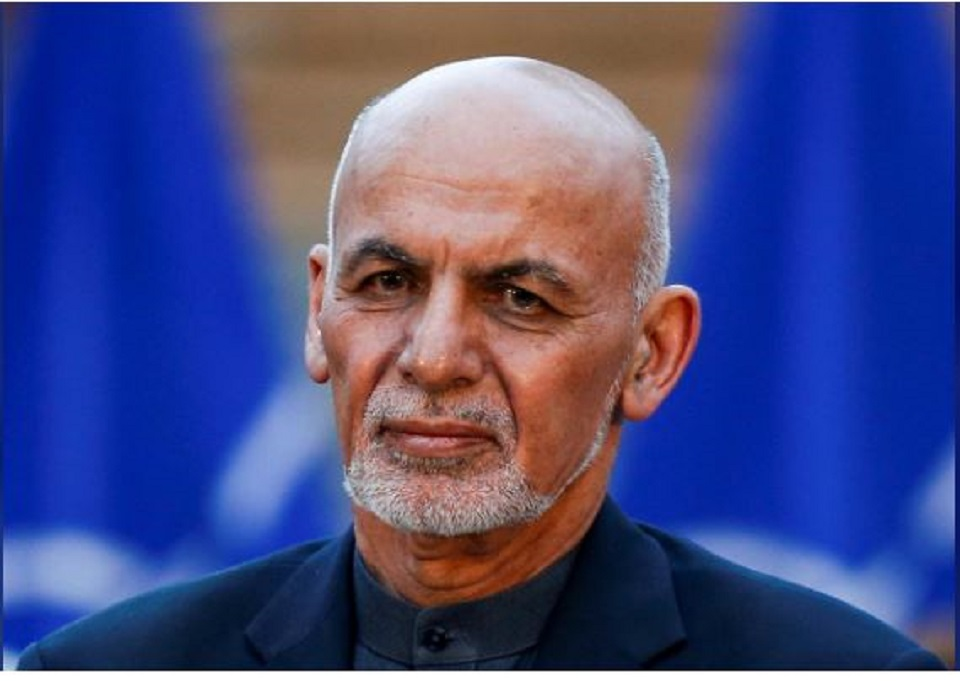Ashraf Ghani sworn in as Afghan president, rival holds parallel inauguration ceremony