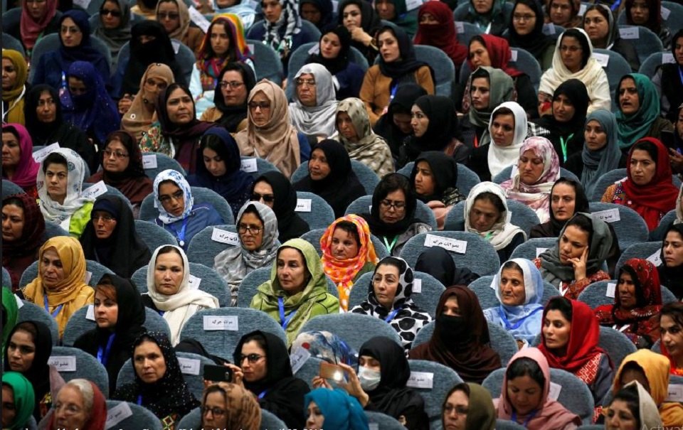 In the name of the mother: Afghan woman wins recognition, sparks Taliban opposition